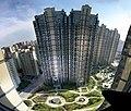 Guanggu Shangquan, Hongshan, Wuhan, Hubei, China - panoramio.jpg