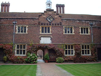 Guildford - The Hospital of the Holy Trinity still has a charitable role in modern society