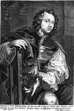 Gulden Cabinet - Petrus van Bredael p 381.jpg