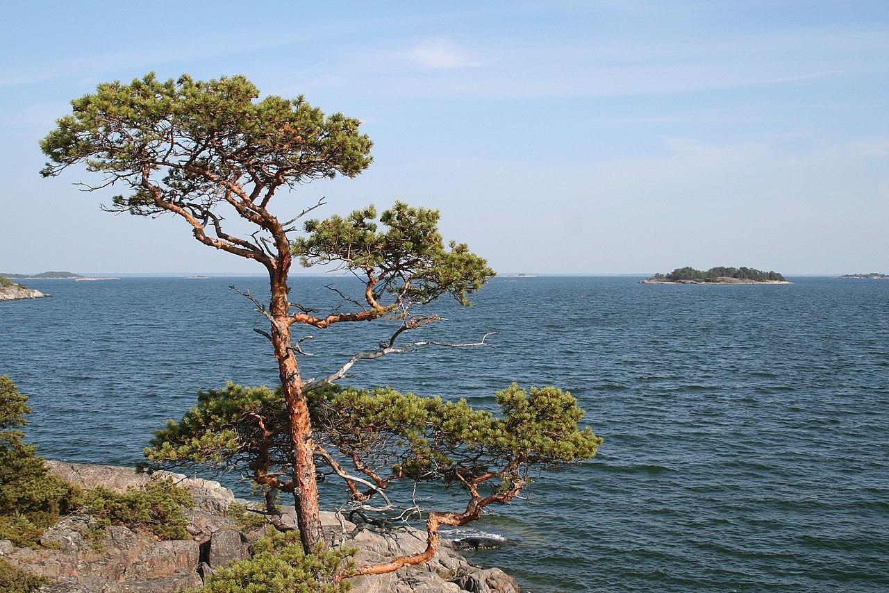 Merikartta Saaristomeri