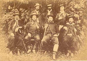 Federalist Riograndense Revolution - Image: Gumercindo tropa