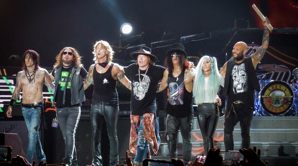 Guns n Roses | Kolikkopelit | Mr Green