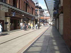 Gunwharf Quays Vernon Avenue