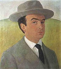 Gustav Wunderwald, Selbstbildnis.jpg
