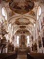 Gutenzell Kloster Gutenzell St. Kosmas & Damian Innen 2.jpg