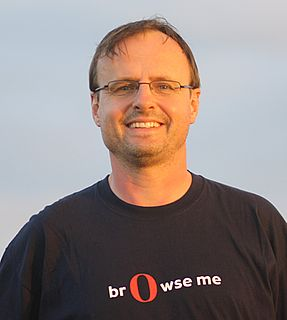 Håkon Wium Lie Norwegian software engineer