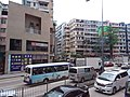 HK Bus 111 tour view WC Hung Hom Hong Chong Rd Chatham Road Ma Tau Chung Kok May 2019 SSG 18.jpg