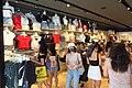 HK Central IFC mall shop June 2018 IX2 Brandy Melville clothing n visitors.jpg