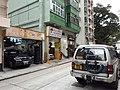 HK SYP 西營盤 Sai Ying Pun 高街 High Street sidewalk carpark automobile April 2020 SS2 08.jpg