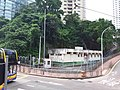 HK tram tour view Admiralty 金鐘道 Queensway Justic Road September 2019 SSG 09.jpg