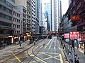 HK tram view 上環 Sheung Wan 德輔道中 Des Voeux Road Central May 2019 SSG 01.jpg