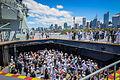 HMAS Canberra (LHD 02) berthed at Fleet Base East (11).jpg