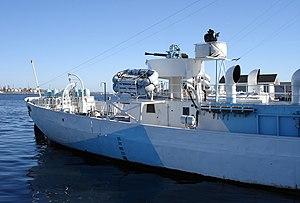 HMCS Sackville (K181) - Image: HMCS Sackville 06c