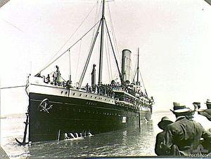 SS Omrah