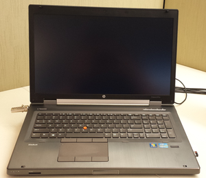 HP EliteBook 8760w Notebook Broadcom WLAN Linux