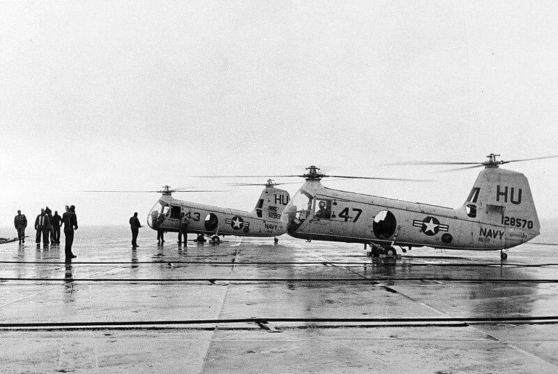 File:HUP-2 USS Ranger Cape Hoorn 1958.jpg