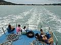 Haadrin Queen, the ferry from Samui to Koh Phangan (6217626107).jpg