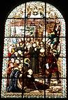 haarlem - st josephkerk - glas-in-lood martelaren