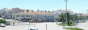 Hacıbektaş - A panorama of Hacıbektaş
