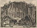 Hadrian's Villa- The Canopus (Avanzi del Tempio Dio Canopo nella Villa Adriana in Tivoli) MET DP828287.jpg