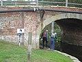 Hagg Bridge over Pocklington Canal - geograph.org.uk - 1070044.jpg