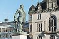 Halle (Saale), Marktplatz, Händeldenkmal 20170718-009.jpg