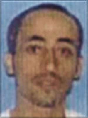 Hani Hanjour - A photograph of Hanjour, released by the FBI.