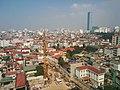 Hanoi landscape 07 From office tower.jpg