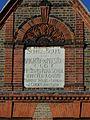 Hanover Lofts (former Finsbury Road Board School), Finsbury Road, Hanover, Brighton (January 2014) (Plaque).jpg