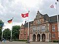 Harburger Rathaus im Juni 2014.jpg