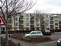 Harderwijk - Drielanden - Chopindreef - View ESE on Social Housing 1995.jpg