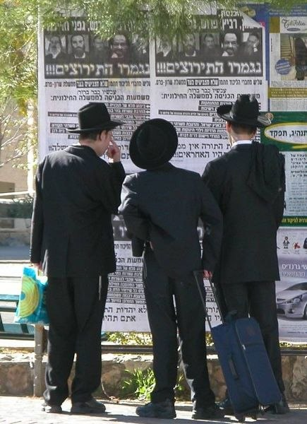 Haredi Judaism