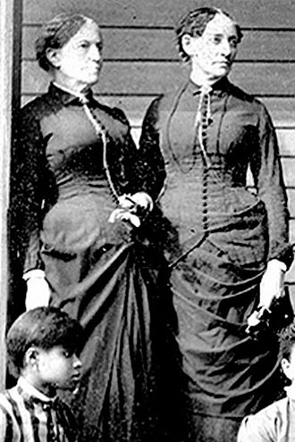 Spelman College - Harriet E. Giles and Sophia B. Packard