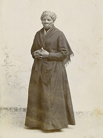 File:Harriet Tubman by Squyer, NPG, c1885.jpg