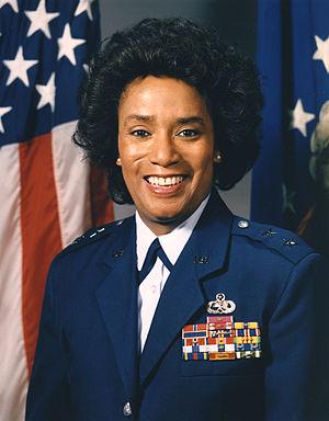 Marcelite J. Harris - U.S. Air Force Photo