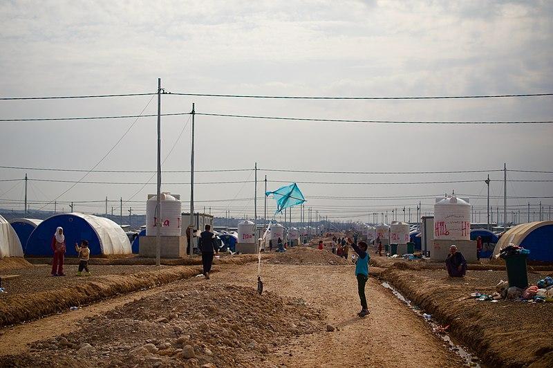 File:Hassan Sham IDP Camp for Arabs, near Arbil and Mosul on the border of the Kurdistan Region in Iraq 08.jpg