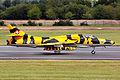 Hawker Hunter - RIAT 2011 (24523747205).jpg
