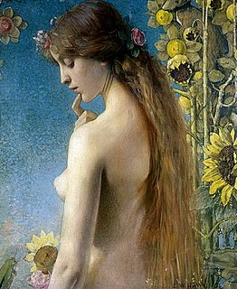 Louis Welden Hawkins French painter
