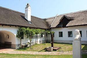 Haydn's birthplace - Image: Haydn szulohaza 4