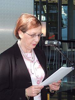 Heide Simonis German politician