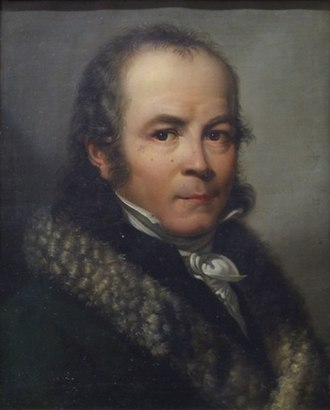 Heinrich Gotthold Arnold - Heinrich Gotthold Arnold (ca. 1830)