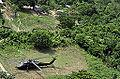Helicóptero do 4º Batalhão de Aviação do Exército, que transportou a comitiva do ministro Celso Amorim (8030656697).jpg
