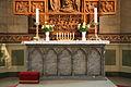 Hellig Kors Kirke Copenhagen altartable.jpg