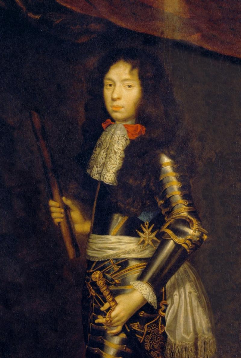 Henri Jules de Bourbon, cinquième prince de Condé, jeune homme, d'après Claude Lefebvre.png