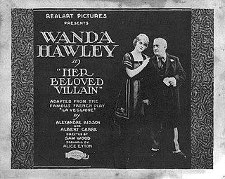 <i>Her Beloved Villain</i> film directed by Sam Wood