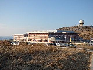 building in Heraklion, Crete Region, Greece
