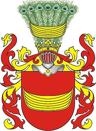 Battle of Zhovti Vody - Image: Herb Lodzia