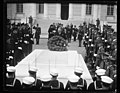 Herbert Hoover at tomb of unknown soldier, Arlington National Cemetery, Arlington, Virginia LCCN2016889697.jpg
