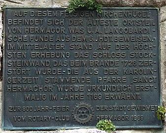 Hermagor Stadtgemeinde Chronik, Kärnten.jpg