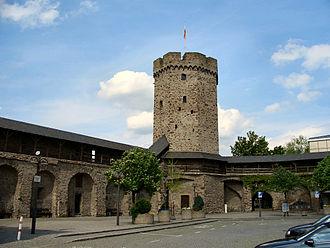 Lahnstein - Hexenturm in Lahnstein